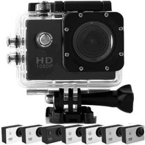 X4000 Câmera Sports Dvr Full Hd 1080p Prova D
