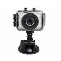Camera Hd 720p Filmadora Sportscam Bike Moto Prova D`agua