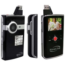 Filmadora Digital Pocket Cam Hd Newlink Hdmi Vc103