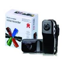 Filmadora Mini Dv 720 X 480 Md80 + Acessórios!!!