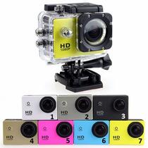 Mini Câmera Filmadora Sports Full Hd Sd + Frete Grátis Go