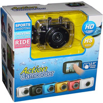 Camera Filmadora Hd 720p Sport Digital Prova D
