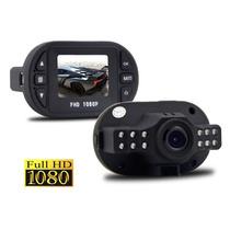 Camera Filmadora Automotiva Dvr C600 Fhd 1080p Visão Noturna