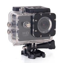 Câmera Capacete Moto Full Hd Hdmi Mergulho Dvr Carro 1080p