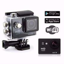 Camera Filmadora Wifi Full Hd Prova D
