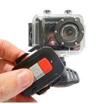 Camera De Alta Resolução Com Acionardor Remoto Fisheye Top