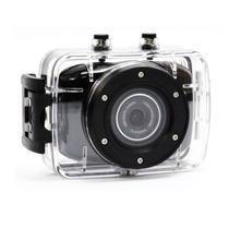 Camera Filmadora Prova D Agua Sportcam Hd Sport + Suportes