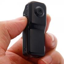 Filmadora Espiã Mini Dv Portátil Digital Vídeo Record