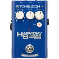Pedal Tc Helicon Harmony Singer - Frete Grátis!