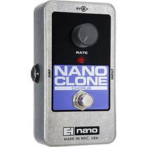 Pedal Electro Harmonix Nano Clone Chorus Pedal