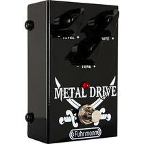 Pedal De Guitarra Fuhrmann Metal Drive True By Pass