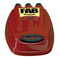 Pedal Guitarra Danelectro Fab D 01 Distortion