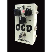Pedal Ocd Fulltone Melhor Que Zoom, Pod Hd, Boss Gt, Tonelab