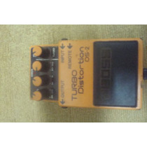 Distorção Boss Ds-2 Turbo Distortion - Troco