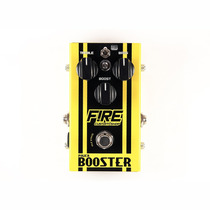 Pedal Fire Custom Shop Power Booster Boost - 12x Sem Juros