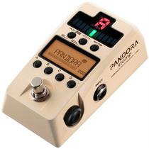 Korg Pandora Px-st Stomp - Pedal Multi-efeito Para Guitarra