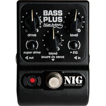 Pedal Nig Bass Plus Felipe Andreoli Signature - Pd0928