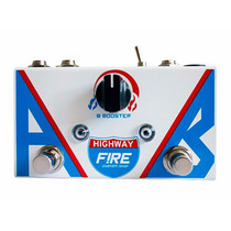 Pedal Fire Custom Shop Ab Box Highway Booster Envio24h Nfisc