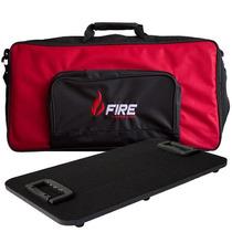 Pedalboard Fire 60 P/ 12 Pedais 60cm X 30cm +nota+garantia