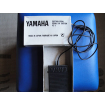 Pedal Sustain Yamaha Fc5 Made In Japan
