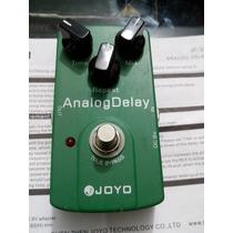 Pedal De Guitarra Joyo Analog Delay Jf-33