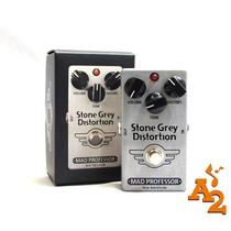 Pedal Mad Professor Stone Grey Distortion High Gain - Loja