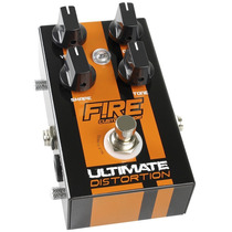 Pedal Fire Ultimate Distorcion Custom Shop Com Nota Fiscal