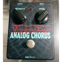 Pedal Voodoo Lab Analog Chorus Made In Usa