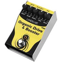 Pedal Guitarra Organic Drive Booster Labdscape Odb2