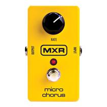 Pedal Guitarra Dunlop Mxr Micro Chorus