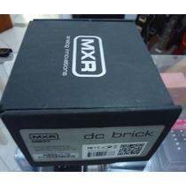 Mxr M237 Dc Brick Fonte Lacrado, Pronta Entrega, Original!