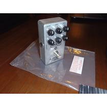 Pedal Mxr Fullbore Metal Distortion M116 Zerado, Na Caixa!