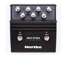 Pedal Hartke Para Baixo Com Direct Box Vxl