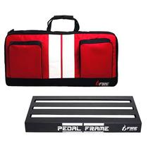 Pedal Frame Fire - Organização E Proteção De Pedais Com Bag