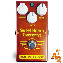 Pedal Mad Professor Sweet Honey Overdrive Distortion - Loja