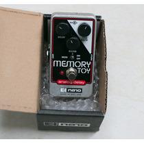 Pedal Delay Memory Toy Ehx Electro Harmonix Analógico