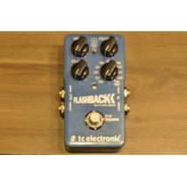 Pedal Guitarra Tc Electronics Flashback Delay - Semi-novo