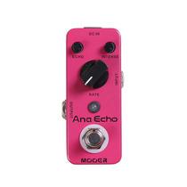 Pedal Mooer Ana Echo ( Analog Delay Similar Boss Dm2 )
