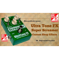 Pedal Ultratone Super Screamer Overdrive [loja]