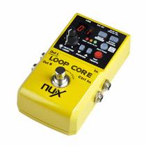 Pedal Loop Nux Loop Core Grava 6 Horas Pronta Entrega E Nfe