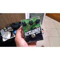 Pedal De Guitarra - Overdrive - Efx Superscreamer