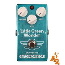 Pedal Mad Professor Little Green Wonder Overdrive Distortion