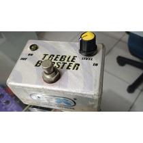 Pedal Efx Treble Booster Hand Made