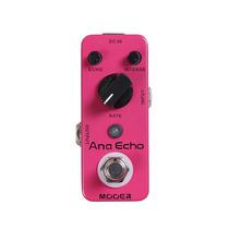 Pedal Mooer Ana Echo - Analog Delay
