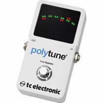 Tc Electronic Polytune 2 Afinador Guitarra Baixo