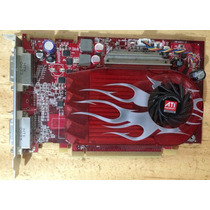 Placa De Video 256mb Dvi Pci Ati Radeon Hd 2600xt - Mac Pro