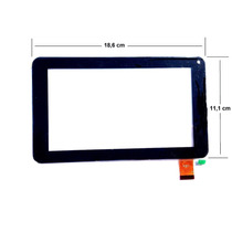 Tela Touch Screen Tb52 Lenoxx Info 7 Polegadas P. Entrega