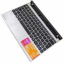 Teclado Com Base Duo P/ Tablet Duo Zx3020 Zx3015 - Positivo