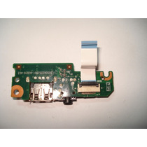 Placa Audio Usb Hp Mini 110-1020br Pn: 6050a2262801 Nova