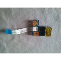 Placa Usb Hp G42 G62 Mod: Daoax1tb6e0 Novo Com Garantia